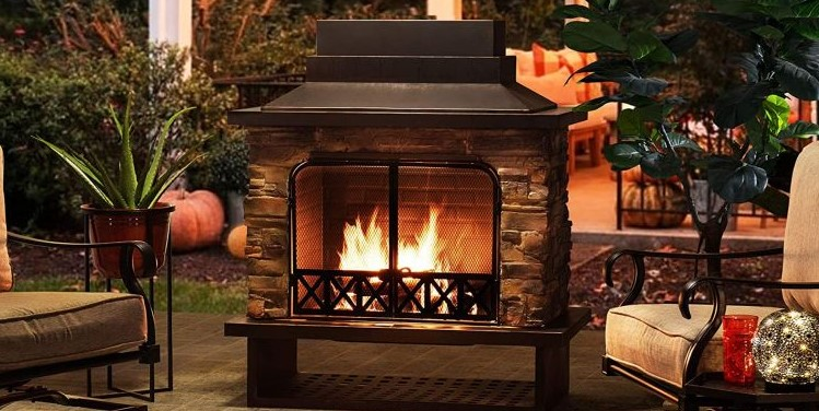 Have more Outside Enjoyable Along with Outside Fireplaces