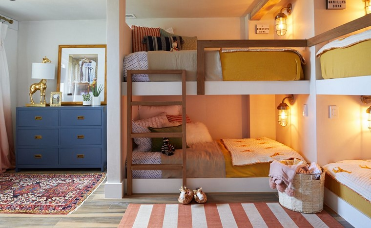 How you can Style an ideal Children Bed room