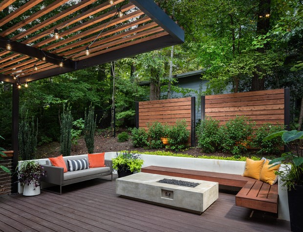 Landscape designs Ideas — Treatment as well as Upkeep of the Wood Outdoor patio