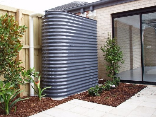 Slimline Rain Tanks — Select Greatest Rain Container for the Do it yourself