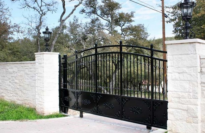 Customized Created Metal Protection Secure fencing