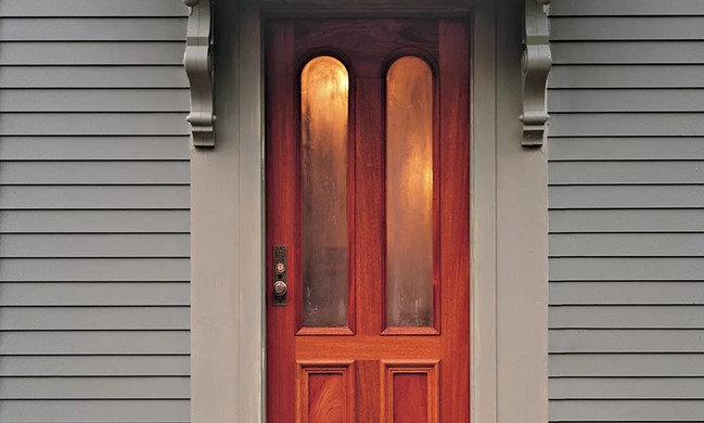 Refinishing Outside Doorways within the Southeast ALL OF US