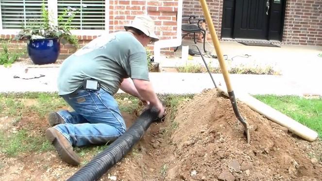 Subterranean Drainage Techniques