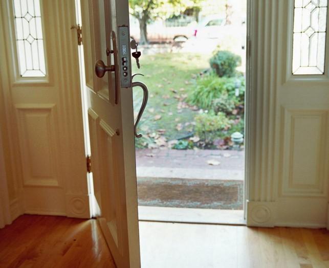 Selecting Entrance Doorways